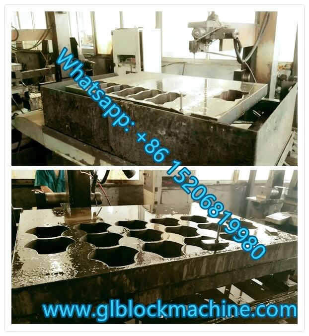 Wire-Cutting Technology for good block machine mould
